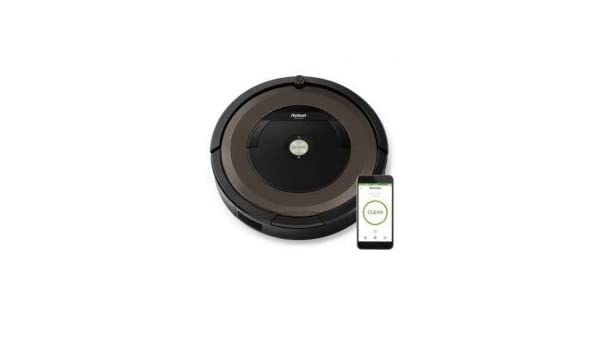 iRobot roomba 896 aspiradora, Negro: Amazon.es: Hogar