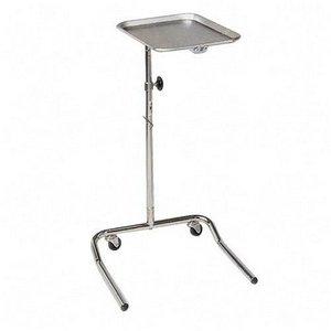 Height-Adjustable Mayo Tray Stand