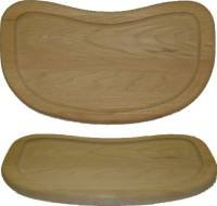 Oak High Chair Replacement Tray
