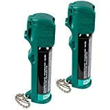 Dog Walker Bundle: Mace Muzzle Pepper Spray - EPA Approved for Animals - Lot of 2 … (1 Bundle)