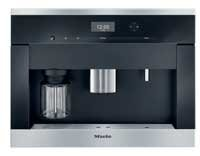 Miele CVA6805 24 | 60cm Plumbed Coffee System, PureLine, M-Touch Controls