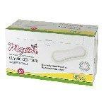 Maxim Hygiene 100% Natural Cotton Classic Contour Pads, Regular 16 count (a) - 2pc