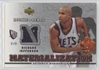 Richard Jefferson (Basketball Card) 2006-07 Upper Deck Rookie Debut - Materialization #MT-RJ