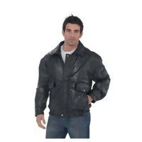 Maxam Suede Genuine Jacket - 1