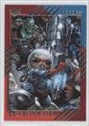 Rocket Raccoon (Trading Card) 2015 Fleer Marvel Retro - [Base] #43 by Fleer Retro Marvel