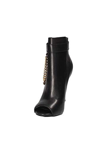 Guess Donna Tacco Fltye4 Lea09 Sandalo Nero QhxBtsrodC
