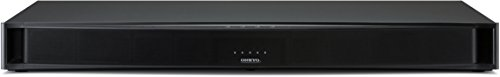 Onkyo LS-T30 (B) TV-Soundbase Lautsprechersystem (3D-Klang, integrierter Subwoofer, Bluetooth, Dolby Digital/DTS Klangmodus) schwarz