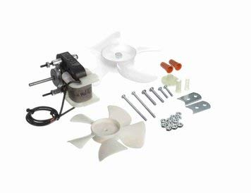 # C01670 4M987 Universal Bathroom Fan Replacement Electric Motor Kit with  Fans 115 volts
