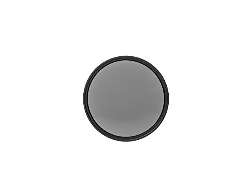 Heliopan 49mm Neutral Density 4x (0.6) Filter (704936) with specialty Schott glass in floating brass ring