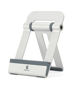Griffin A-Frame Sturdy Tabletop Stand for the Kindle Fire, Kindle Fire HD 7.0