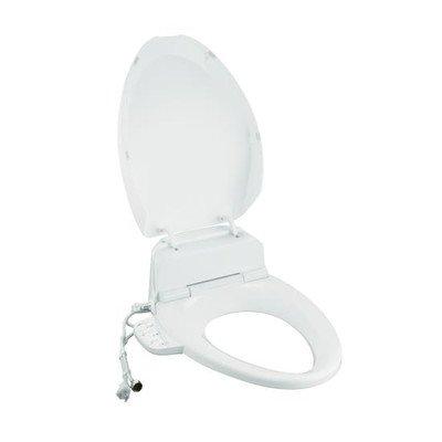 KOHLER C3-125 Elongated Bowl Toilet Seat with Bidet Functionality