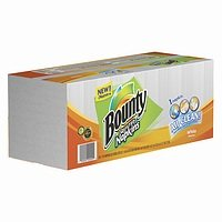Bounty Quilted Napkins, Everyday White 320 ea