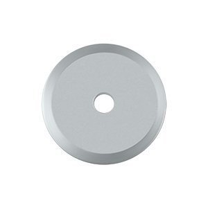 Deltana BPRK125U26D Base Plate Knobs Cabinet Backplate, Pack Of 10