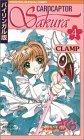 Cardcaptor Sakura: 4 (Kodansha bilingual comics) (English and Japanese Edition) by CLAMP (2001-09-01)