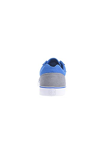 White Blue Unisex Gris Grey Sneakers DC Erwachsene TONIK xwYT0qW6nP