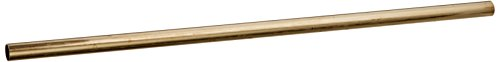 K & S PRECISION METALS 8135 3/8x12 RND BRS Tube