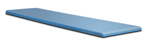 - S.R. Smith 66-209-588S3T Frontier II Replacement Diving Board with Matching Tread, 8-Feet, Marine Blue
