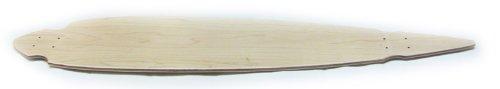 NATURAL PINTAIL LONGBOARD DECK Cruiser Skateboard