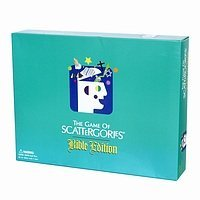 SCATTERGORIES- BIBLE EDITION (Game Edition Scattergories Bible)