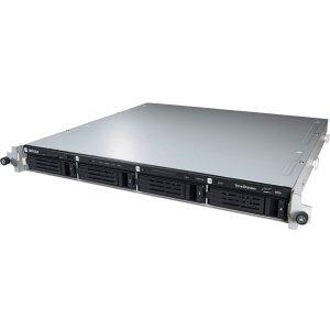 Buffalo TeraStation 5400 Enterprise 4-Drive 12 TB Rackmount NAS for Business (TS5400RH1204) from BUFFALO