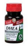 Produits Schiff - Dhea, 25 mg, 60 comprimés