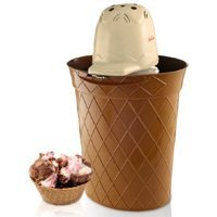 Sunbeam Oster FRSBBK06-VAN 6-Quart Ice Cream Maker, Vanilla