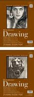 Strathmore STR-400-3 24 Sheet No.80 Drawing Pad, 8 by 10' (2...