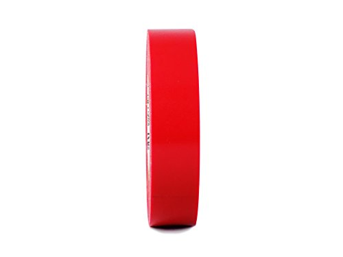 T.R.U. EL-766AW Red General Purpose Electrical Tape 3/4