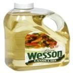 Wesson Canola Oil, 64 OZ (Pack of 9)