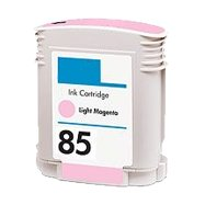 Toner Spot Remanufactured Ink Cartridge Replacement for HP 85/C9429A (Light Magenta)