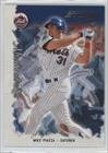 Mike Piazza #196/1,000 (Baseball Card) 2003 Donruss Studio - Masterstrokes #MS-21 (Donruss 2003 Studio)
