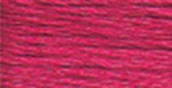 DMC 115 3-601 Pearl Cotton Thread, Dark Cranberry