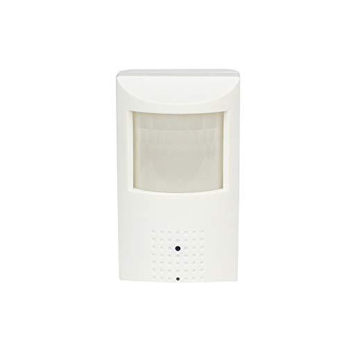 Ares Vision 2MP 4 in 1 TVI,CVI,AHD,CVBS Hidden Covert Alarm Sensor CCTV Camera (BNC) (2MP)