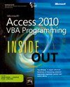 img - for Microsoft Access 2010 VBA Programming Inside Out book / textbook / text book