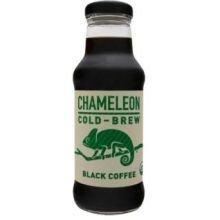 Chameleon Cold Brew Organic Original Coffee, 10 Fluid Ounce -- 12 per case.