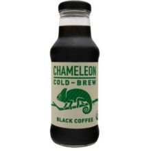 Chameleon Cold Brew Organic Original Coffee, 10 Fluid Ounce -- 12 per case. by Chameleon Cold Brew