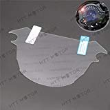 HTTMT- Cluster Scratch Protection Film Screen Protector for KAWASA Z900 Z650 2017 New