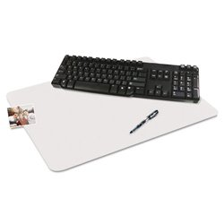 ARTISTIC OFFICE PRODUCTS  Glossy 38 x 24 Inches  Clear KrystalView Desk Pad with Microban (AOP6080MS)