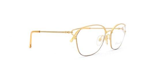 Christian Dior - Monture de lunettes - Femme Or doré