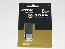 TDK 8GB TF550 memory stick