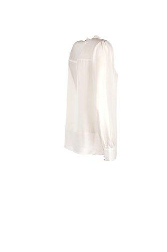 Blusa Donna Kocca XL Bianco Orric Autunno Inverno 2017/18