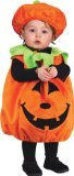 Punkin Cutie Pie Costume, Infant (Ages up to