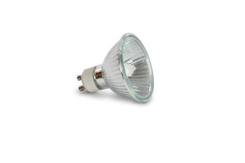 75w GU10 Halogen Reptile Basking Bulb (Custom Cage)