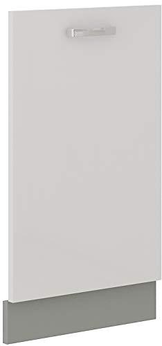Küchen-Preisbombe Bianca - Panel Frontal para lavavajillas (45 cm ...