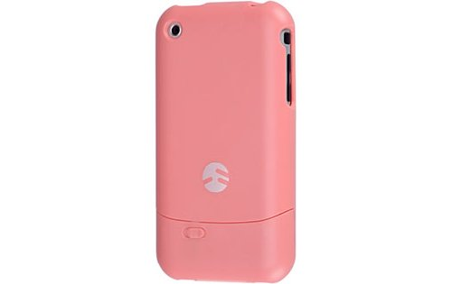 SwitchEasy 100-CAPI-001-Pink Capsule Case Protection Solution for Apple iPhone -