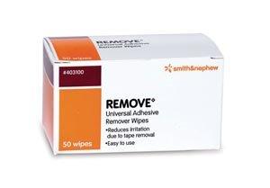 Smith & Nephew 403100 Adhesive Remover Wipe (Pack of 1000)