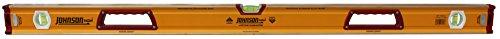 """Johnson Level & Tool 1717-4800 Heavy Duty Aluminum Box Level, 48"""""""