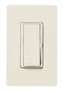 Lutron DVW600PH-IV Ivory Diva Duo Dimmers