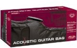 Stagg STB-10 W PACK Acoustic Guitar Padded Gig Bag with Accessory Pack - Black