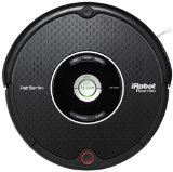 iRobot Roomba 595 Pet Vacuum Cleaning Robot, Black
